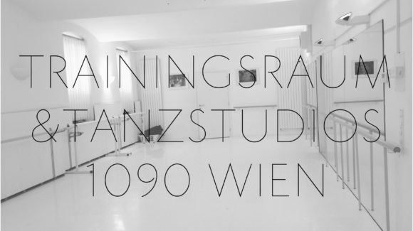 Tanzstudio & Trainingsraum mieten in Wien