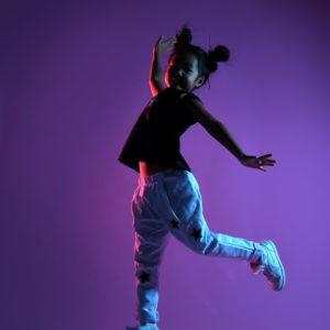Modern Dance für Kinder